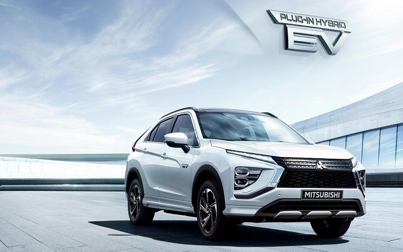 Mitsubishi Eclipse Cross PHEV DESIGN AVANT