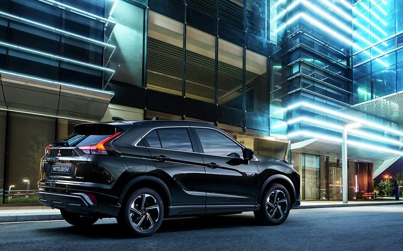 Mitsubishi Eclipse Cross PHEV DESIGN ARRIERE