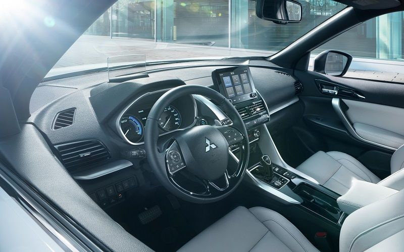 Mitsubishi Eclipse Cross PHEV DESIGN INTERIEUR