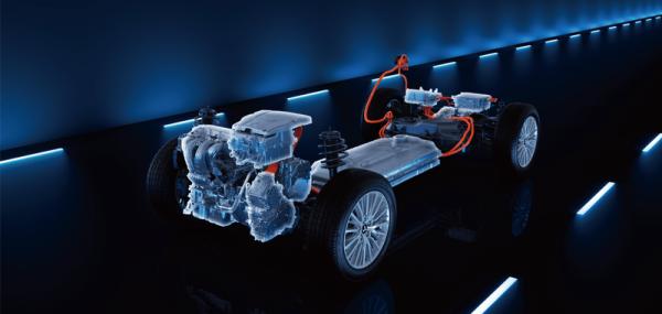 La motorisation Hybride Rechargeable